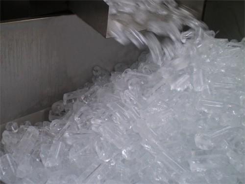 Nước đá tinh khiết ống 4